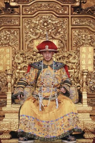 《延禧攻略》7月19日上线  聂远演绎别样乾隆皇帝