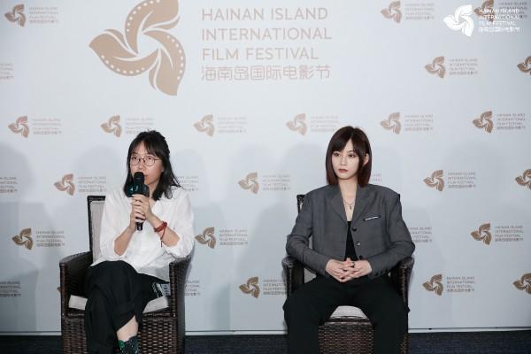 片名:电影《落地生》海南电影节暖展主要创作出现解读创作初衷