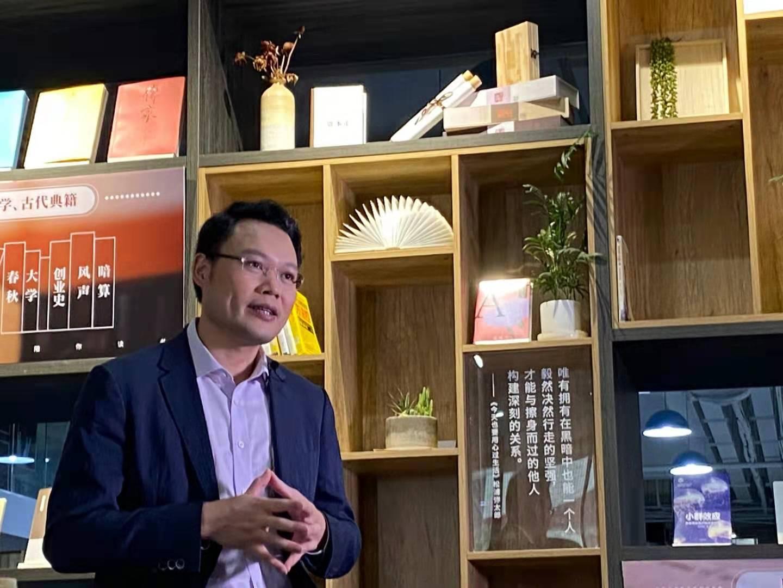 著名指挥家郑小英做客东南卫视《悦读?家》