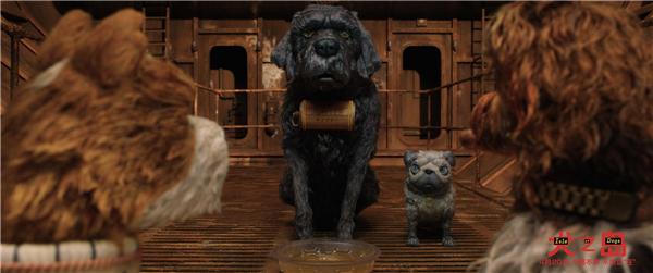 【博狗扑克】《犬之岛》感受韦斯·安德森奇幻梦境