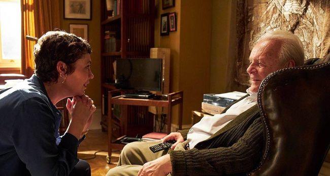 奥斯卡·文宣布《父亲》获得了波士顿影评人协会的两个奖项