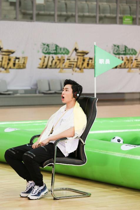 《【聚星代理平台】《挑盟3》范冰冰联手韩庚团灭欧弟》