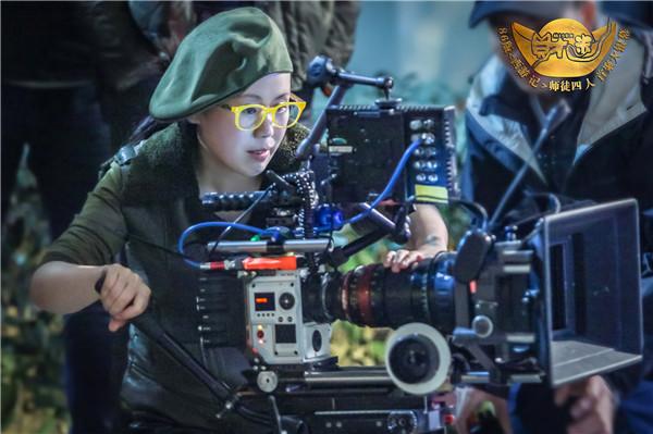 """【美天棋牌】《财迷》尝试8K拍摄只因我是""""技术控"""""""