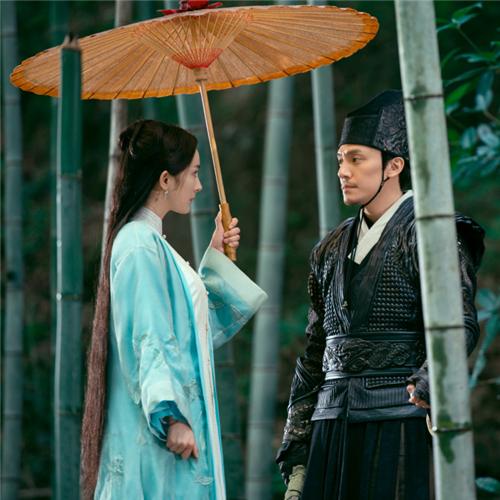 杨幂刘诗诗,到底谁才是张震最爱?