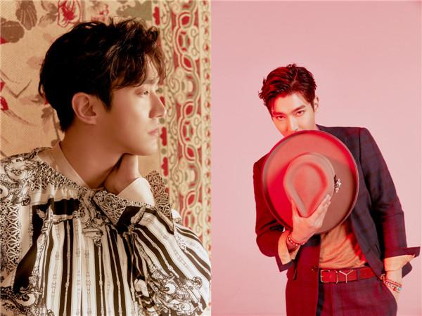 【美天棋牌】Super Junior新专辑个人预告照成话题