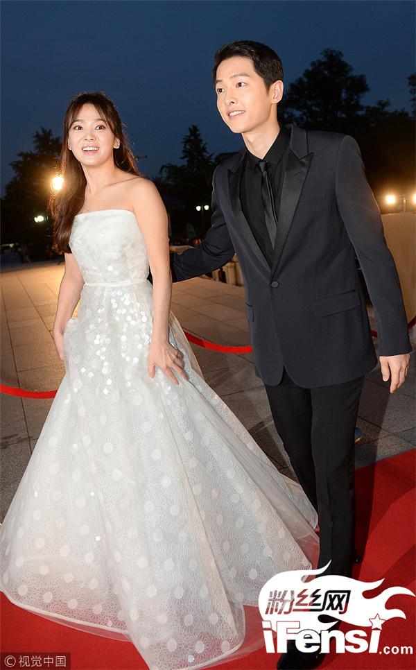 《【聚星网上平台】宋仲基宋慧乔31日婚礼 最小厅举办?》