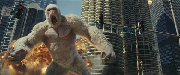 《【聚星代理平台】《狂暴巨兽》巨石强森对抗惊天巨兽!》