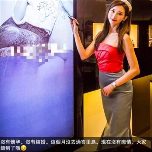 林志玲否认绯闻:没恋情没怀孕没结婚
