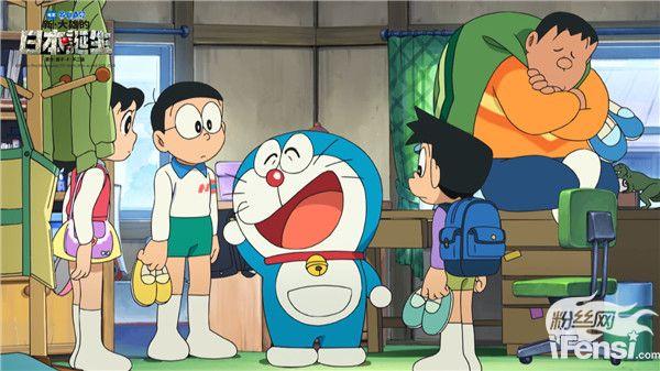 【博狗扑克】《哆啦A梦:新·大雄的日本诞生》曝预告