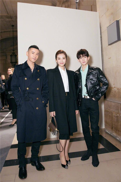 城会玩 刘涛的时尚搭配你读懂了吗?