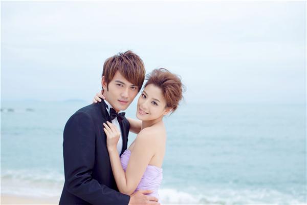 《天使的幸福》刘诗诗明道婚礼剧照曝光