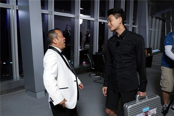 【博狗扑克】《极限挑战3》男人帮香港自由行