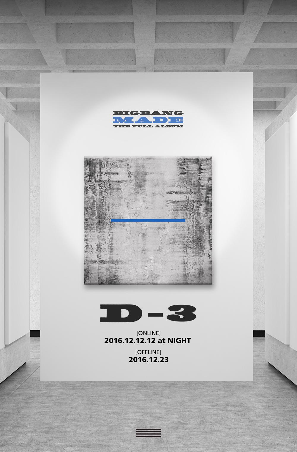 【博狗扑克】BIGBANG回归倒计时D-3!《FXXK IT》预告公开