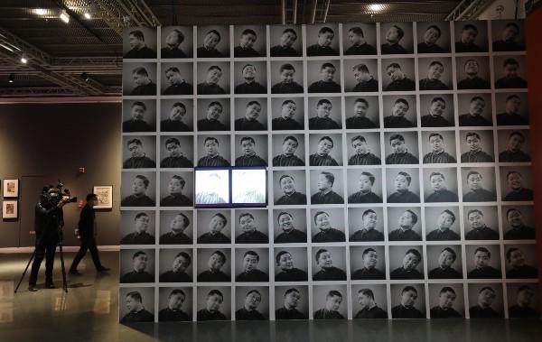 展出张广玉《大闹天宫》艺术设计手稿等数百件珍贵的原创作品