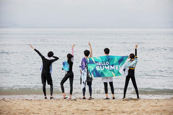 【美天棋牌】《完美的夏天》阿云嘎怕水
