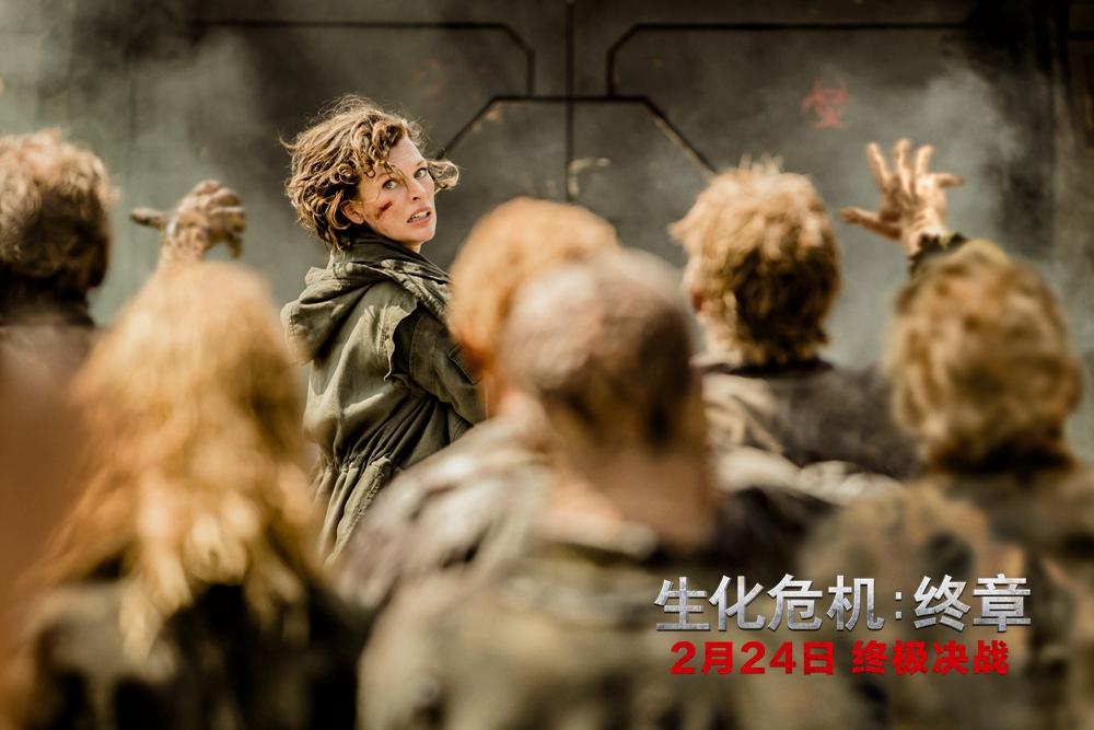 """【博狗扑克】《生化危机:终章》曝""""英雄集结""""特辑"""