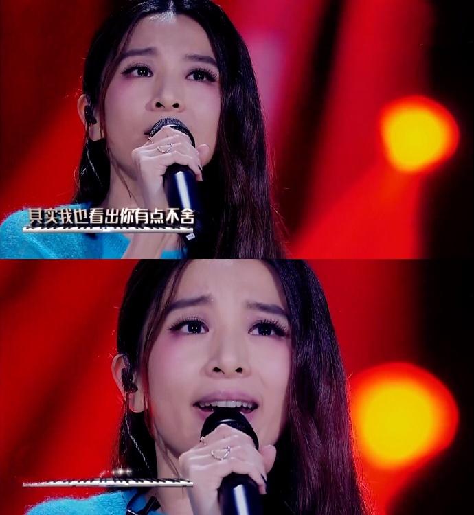 田馥甄唱演员 她不是没有故事的女同学
