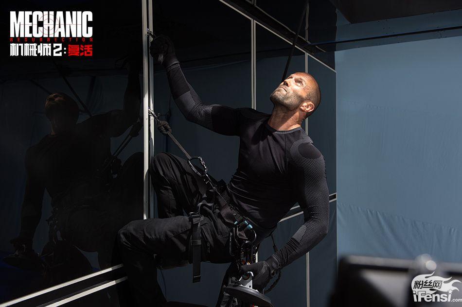 《机械师2》10月21日上映 曝终极预告