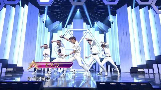 EXO成《星动》呼声最高嘉宾 节目组或邀请