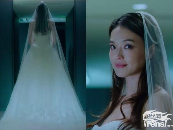 舒淇宣布婚讯 曾披上头纱的她结婚了