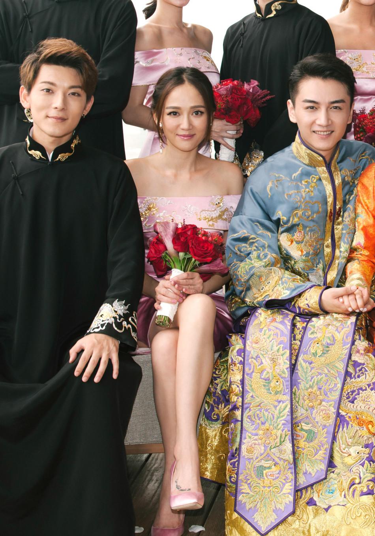 霍建华都要结婚了,陈乔恩还在求捧花