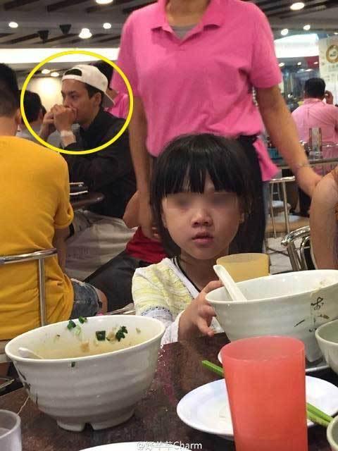 活捉一只等等!陈伟霆小餐馆吃饭被偶遇