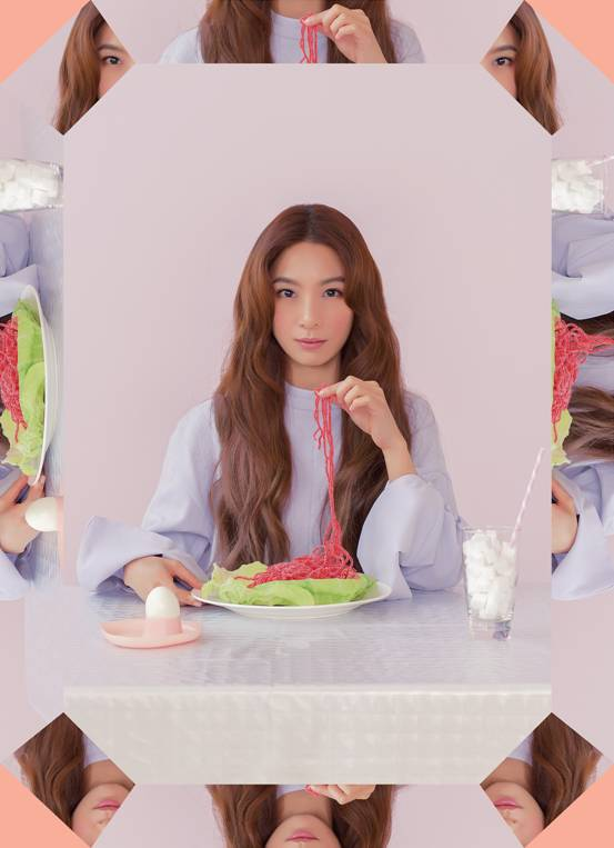 田馥甄第二波主打《余波荡漾》阿里发布