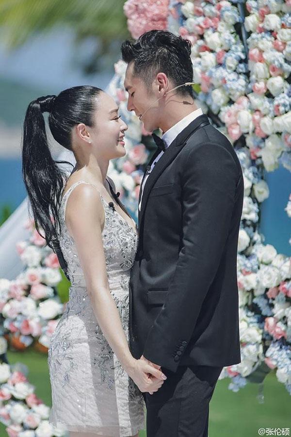 钟丽缇答应小12岁男友求婚 预计10月大婚