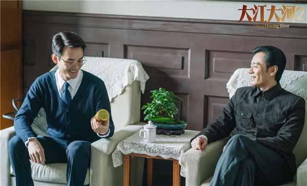 【美天棋牌】《大江大河2》首周口碑全面突围 搏浪人命运跌宕堪见时代变迁