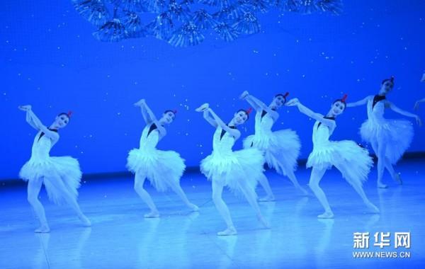 芭蕾《过年》在北京演出