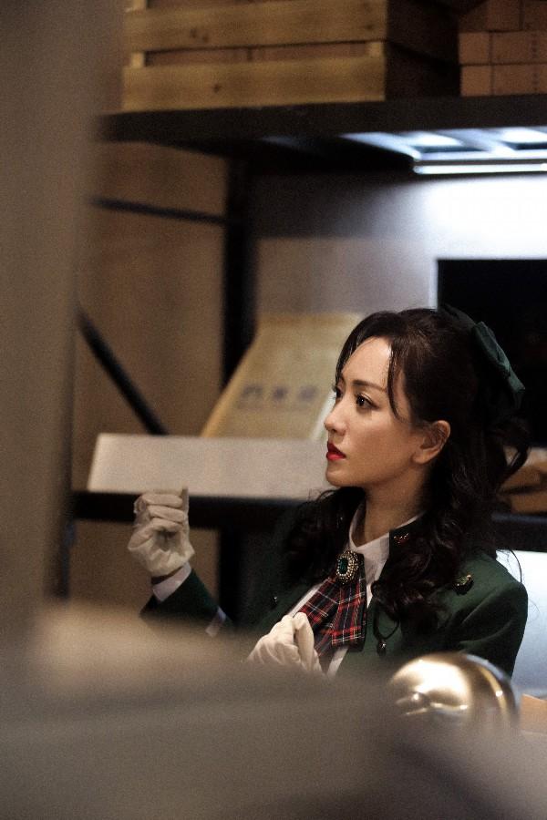 《明星大侦探6》感人主题获赞 杨蓉与角色共情梗咽