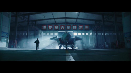 易烊千玺、吴京倾情出演2021中国空军招飞宣传片