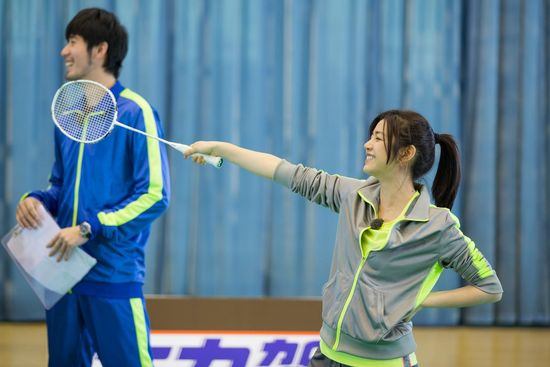 《报告教练》陈妍希迷糊 女神乌龙不断坑队友