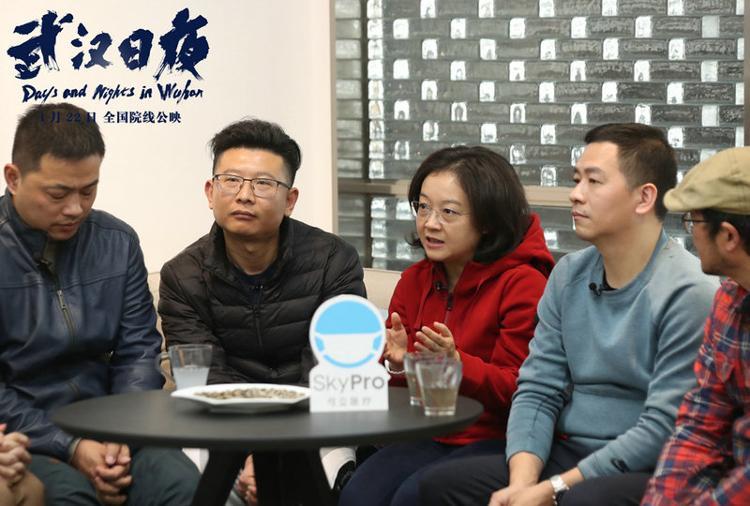 """《武汉日夜》""""战地摄影连""""集结 电影频道携手数百位电影人发起公益观影"""