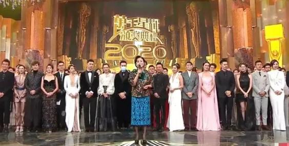 长达2小时的TVB颁奖典礼居然会凭借陈自瑶的冷漠表情包出圈