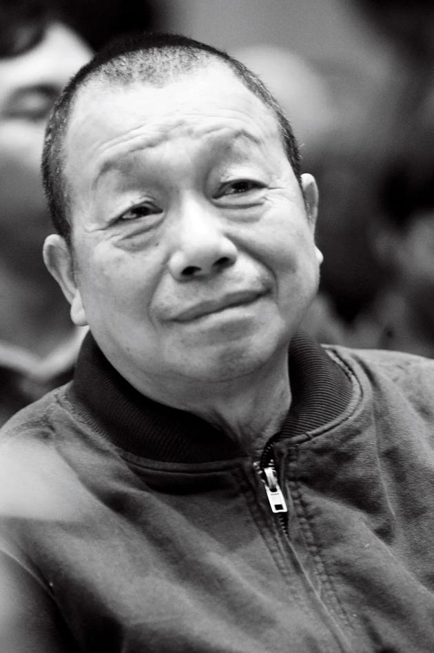著名出版人沈昌文遗体告别式在八宝山殡仪馆举行