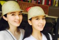 佟丽娅和董璇这对好闺蜜竟然也看起来越来越像亲姐妹