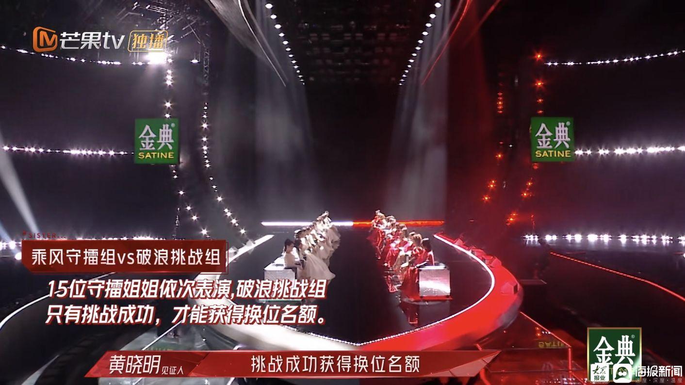 【博狗扑克】《姐姐2》首次公演上线 张柏芝组女团首唱rap
