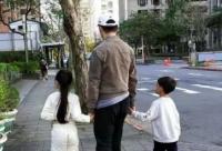时隔210天汪小菲终于和妻子儿女团聚了