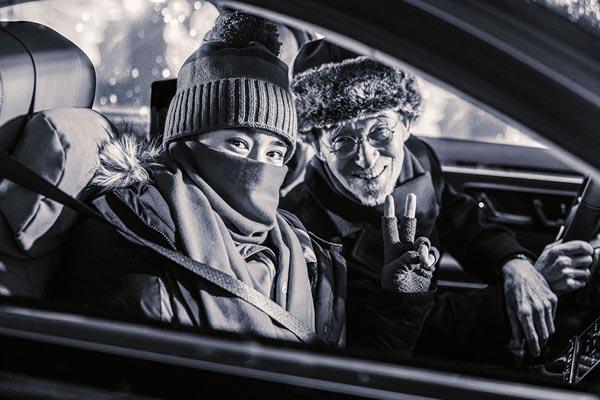 《【摩臣娱乐网页登陆】李宛妲全新短片《心之所向》上线 首次合作王家卫导演》