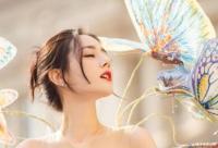 迪丽热巴以仙女造型登北京春晚舞台 尽显曼妙身材
