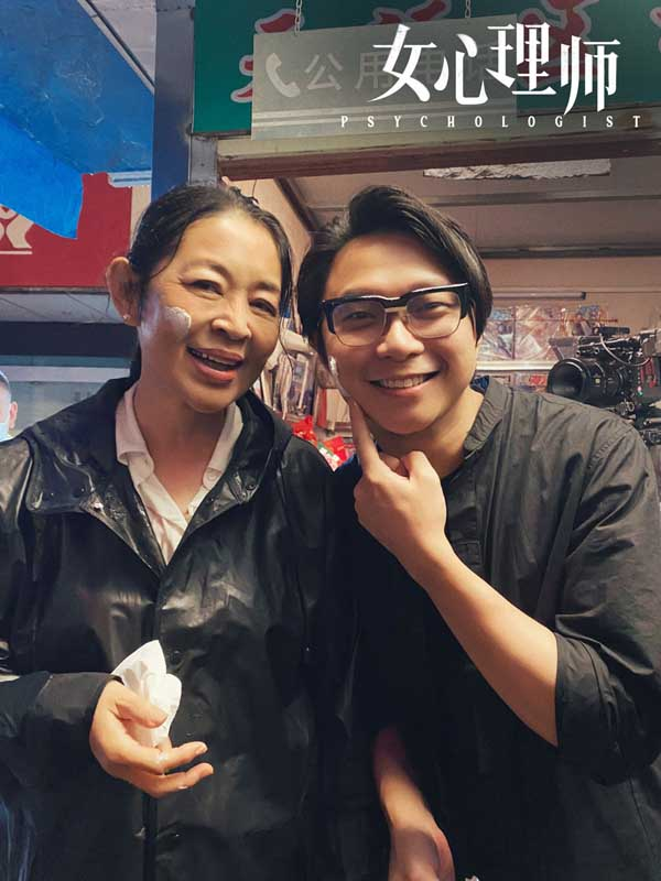 倪萍新剧《女心理师》杀青十年复出与杨紫合作母女