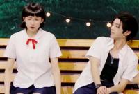 华晨宇和关晓彤共同演绎了我的少女时代的一个片段