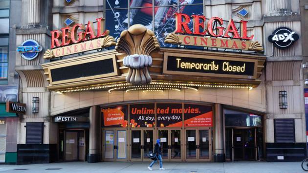 3月5日纽约电影院起重新开放 一个厅不超过50人