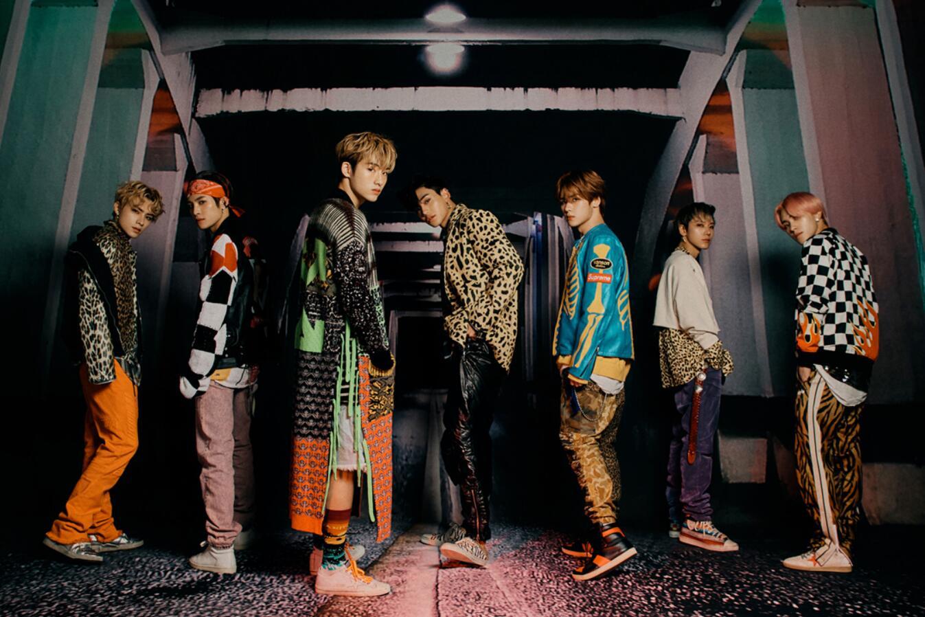威神V第三张迷你专辑主打曲《秘境 (Kick Back)》音源+MV10日公开,历代级中毒性!