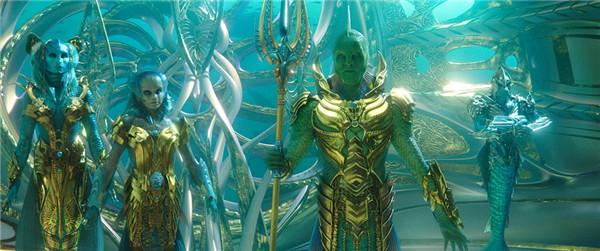 《海王》DC年度王炸巨制疯狂收割好评