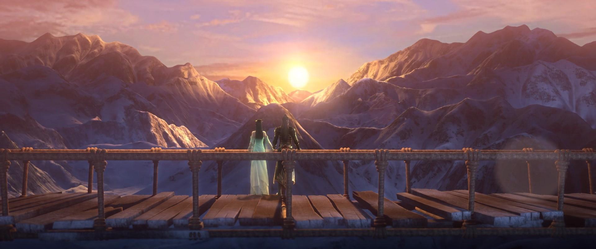 《雪鹰领主》第2季3月4日起直通大结局,东伯雪鹰打戏精彩升级