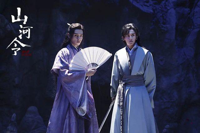《山河令》刚收官,龚俊又有一部新剧将播,女主颜值在线