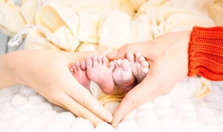 章子怡疑似产下双胞胎,明星好像总是生双胞胎?