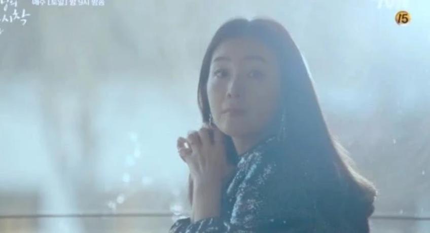 崔智友挺孕肚客串《爱的迫降》 身材纤瘦保养超好